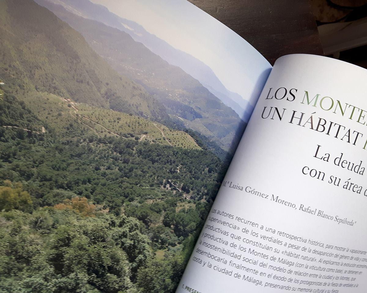 Artículo sobre los Montes de Málaga