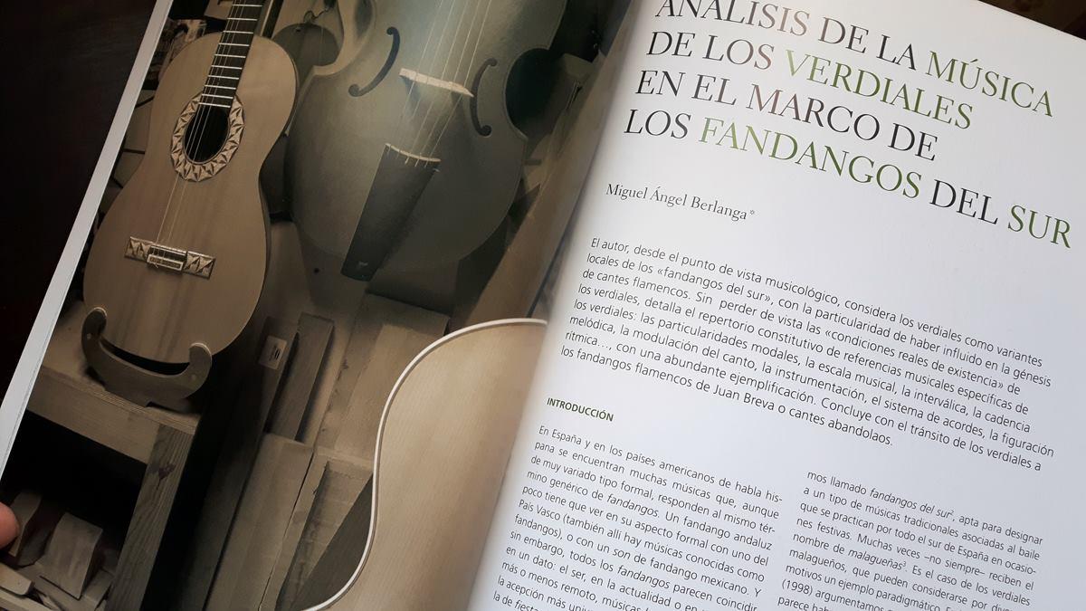 Verdiales de Málaga y Fandangos del sur