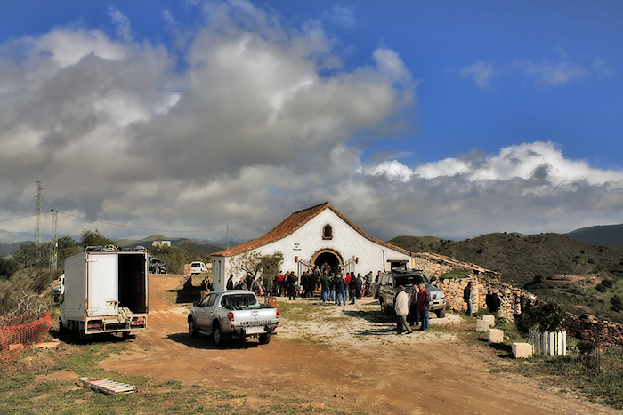 Ermita: Preparando la Fiesta